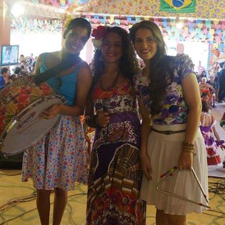trio dona florinda