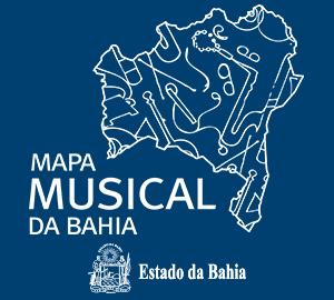 Mapa Musical da Bahia